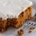 Tomato Soup Spice Cake with Cream Cheese Frosting