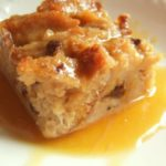 Build-a-Bread Pudding with Sauce