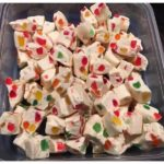 Homemade Nougat Candy