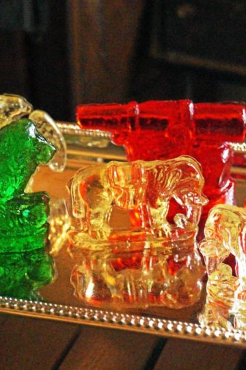 clear toy candy photo