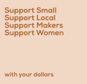 support women owned businesses